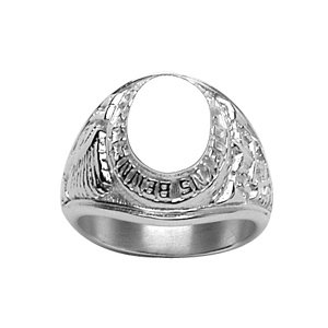 1001 Bijoux Men's Ring American Indian