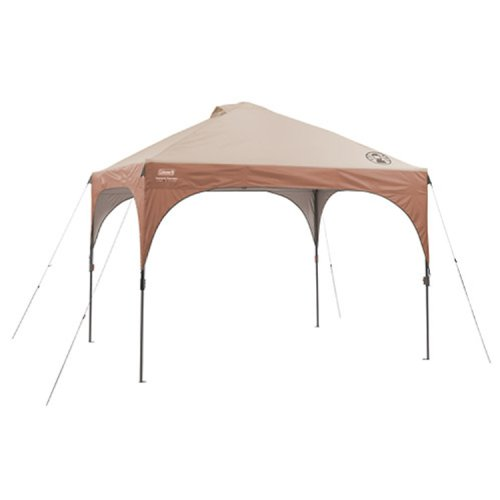 picking a winner was not as difficult as we thought it might the coleman instant canopy with led lighting system - 12x12 Canopy