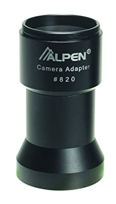 Alpen Optics SLR Camera Adatper for Alpen Optics RAINIER Spotting Scope by Alpen Optics
