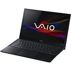 ソニー(VAIO) VAIO Pro 13 (13.3型タッチ/Win8.1_64/Ci5/4G/128G/Office) ブラック SVP13229EJB