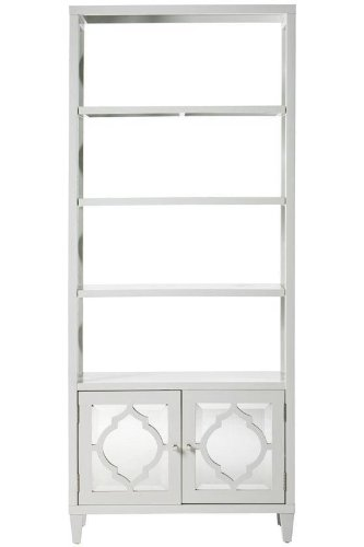 Reflections Bookcase 72x30w White O Deals