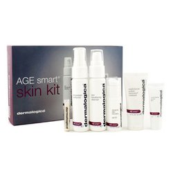 Personal Care - Dermalogica - Age Smart Kit: Cleanser + Mist + Masque + Power Firm + Map-15 + Day Cream 6Pcs