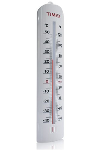Timex 10.62-Inch Tube Thermometer (Tx1003)