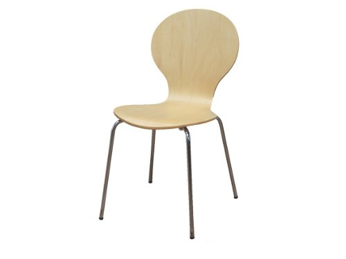 Furniture Link Soho Chair, Natural