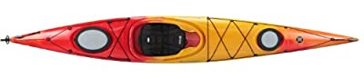 93214942 Perception Red/Yellow Tribute 14.0 Kayak