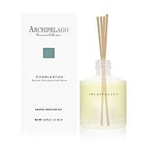Archipelago Botanicals Excursion Collection Travel Diffuser Set Charleston