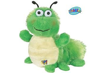 Webkinz Plush Stuffed Animal Caterpillar
