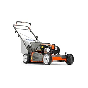 Husqvarna 961430095 22-in Gas 3-in-1 Self-Propelled Lawn Mower by Husqvarna