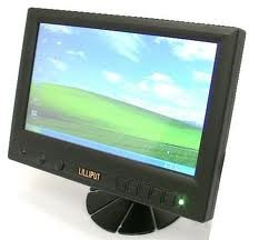 "Lilliput 8'' 8 "" 869Gl-80Np C T Lcd Screen Car Monitor With Hdmi Dvi Av Vga"