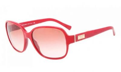 Giorgio Armani Womens Sunglasses Red Ar 8020 511613 Sz 58