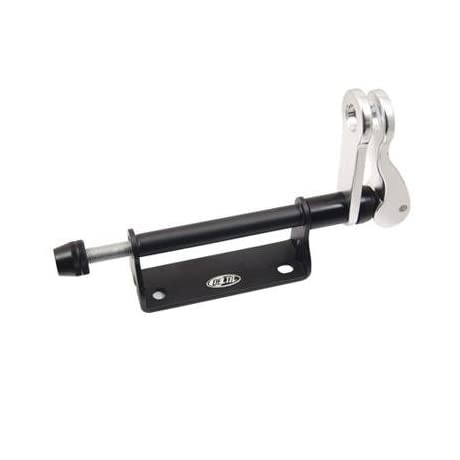 Delta Bike Hitch Lockable Fork Mount Bike Truck Bed Carrier - BH1002
