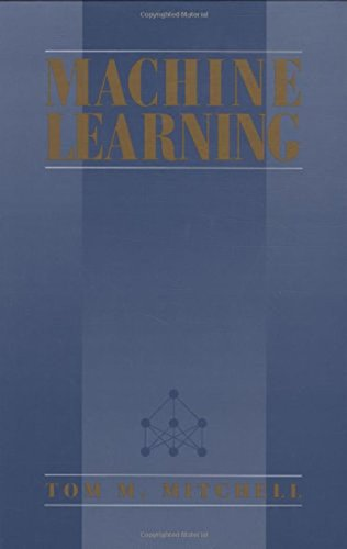 Free Download Machine Learning By Tom M Mitchell Fergus Cliffgd