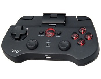 Wireless Bluetooth Controller Pg-9017 (Black)
