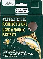 Crystal River Fly Line Level 6 Weight by South Bend