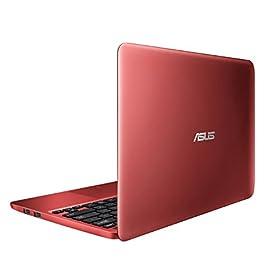 ASUS ノートブック X205TA レッド ( WIN8.1 BING-32B / 11.6inch / Z3735F / eMMC 64GB / 2GB / BT4.0 ) X205TA-B-RED
