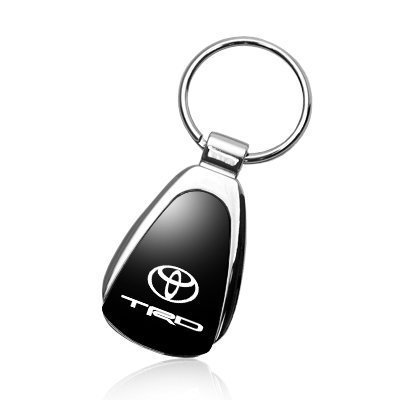 Toyota TRD Black Tear Drop Key Chain by Toyota (2004 Toyota Celica Trd compare prices)