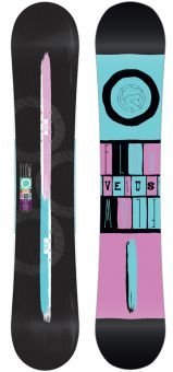 FLOW Snowboard Venus 2013 Frauen black