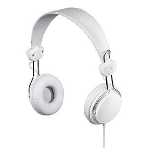 Hama Joy Stereo Headphones 102 dB 3.5 mm Jack 1.5 m Cable White
