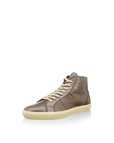 Pantofola d'Oro Sneaker Alta  [Marrone]