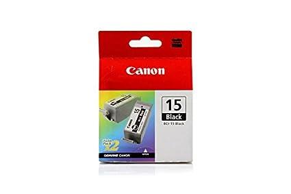 Canon I 80 - Original Canon 8190A002 / BCI-15BK - Cartouche d'encre Noir - 80 pages