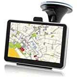 "Cheap 4.3"" SatNav Sat Nav GPS / Media Player - USA or Europe Maps built-in"
