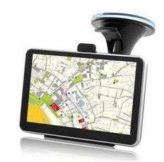 Cheap 4.3″ SatNav Sat Nav GPS / Media Player – USA or Europe Maps built-in