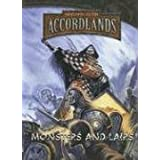 Warlords of the Accord: Monsters & Lairs (Accordlands)