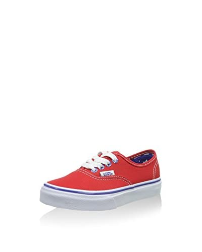 Vans Sneaker Authentic [Rosso]