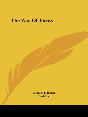 The Way of Purity