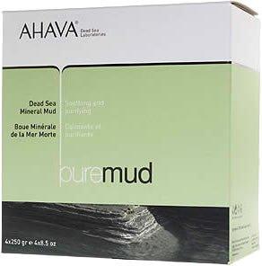 Ahava Ahava Body Mud (4x8.5oz) 8.5 oz mud packets