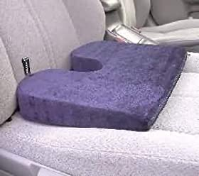 FOUR (4) Wagan Ortho Car Seat Wedge Cushions