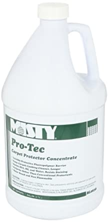 Misty AMR R838-4 1 Gallon Pro-Tec Concentrate Carpet Protector (Case of 4)