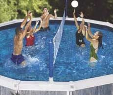 Name: Cross Pool Volly Above ground Vollyball Game (2006-01-13