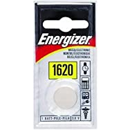 Energizer ECR1620BP 3V Watch Battery