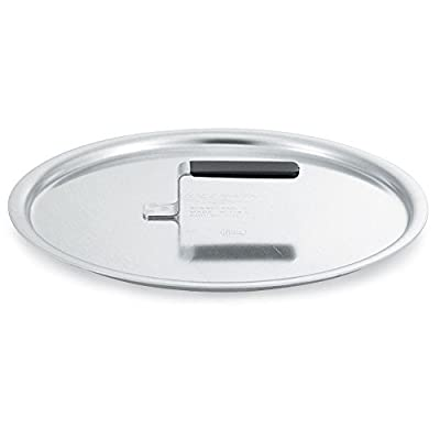 "Vollrath 67541 Wear-Ever 14-7/8"" Flat Aluminum Cookware Cover"