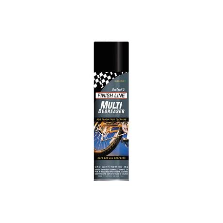 Finish Line EcoTech 2 Bicycle Multi Degreaser - 12 oz.Aerosol - E00120101
