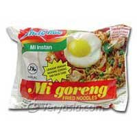 Indomie Mi Goreng Fried Noodles for 1 Case (30 Bags)
