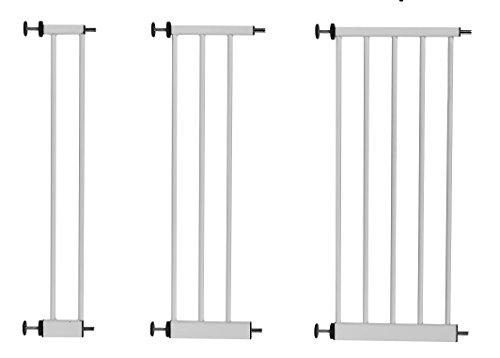 Bild von: Impag + 20 Verbreiterung für Türschutzgitter Extrahoch 107 cm Modell Easystep