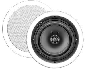 "Htd Mp-R65 Multi Purpose 6 1/2"" In-Ceiling Speakers (Pair)"