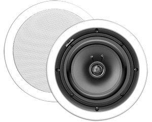 "Htd Mp-R65 Multi Purpose 6 1/2"" In-Ceiling Speakers (Pair)"