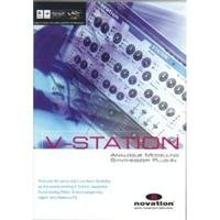 Novation V-Station K-Station 8-Voice Polyphony