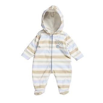 Kanz  Unisex - Baby Overall 1242808, Gr. 74, Mehrfarbig (0001)