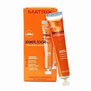Sleek.look By Matrix Smoothing System Smooth Recovery Treatment 2- 5 Treatments