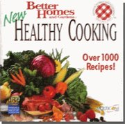 Better Homes and Gardens New Healthy Cooking