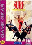 Surf Ninjas : Sega Game Gear