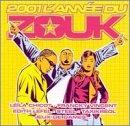 L'Annee Du Zouk 2001 : WDM 2202