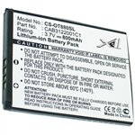Replacement battery for OT-880, OT-880A, One Touch XTRA, OT-710D, OT-807, OT-710, One Touch 880, One Touch 880A, One Touch 710D, One Touch 807, One Touch 710, OT-710A, OT-806, OT-880, OT-880A, OT-708, OT-708A, Mini Rainbow