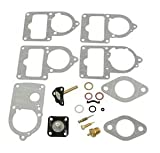 EMPI 2500 CARB REBUILD KIT, Universal Solex Carb for VW Bug, Bus, Ghia