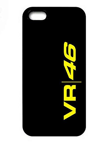 Iphone 5/5s Cover Valentino Rossi Brand Logo Vintage Retro TPU Phone Case Cover PpnnOlalab