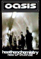 "Oasis - Heathen Chemistry Poster - 76x51cm"": Amazon.co.uk ... Oasis Heathen Chemistry"